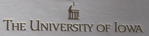 美国学位公证翻译模板